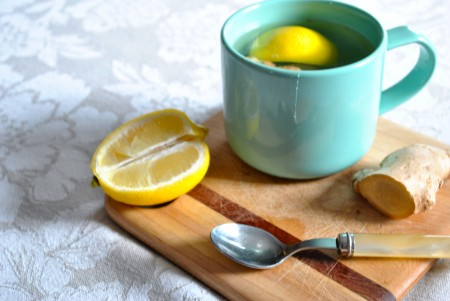 ginger-honey-lemon-tea
