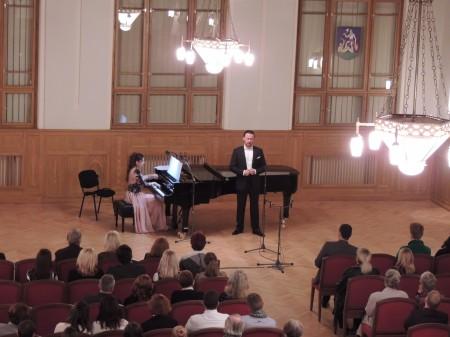 Komorný koncert - Štefan Kocán a Dagmar Duždová (3)