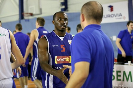 Martavious Irwing, nová posila nitrianskych basketbalistov