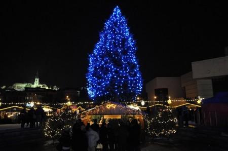 Vianočné mestečko