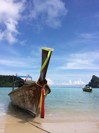 Symbol Thajska nájdete nielen na každej pohľadnici či magnetke, ale na každej pláži. Slúži ako taxislužba z ostrova na ostrov.