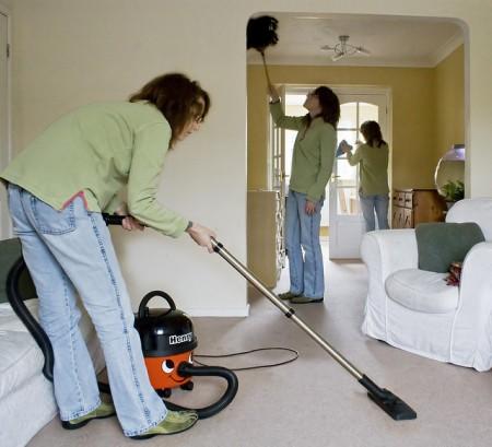 domáce práce
