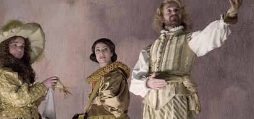 Honosné barokové kostýmy