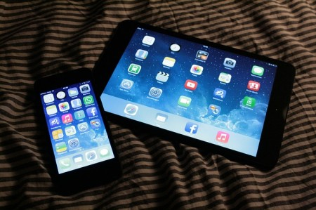 mobil, tablet