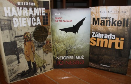 knihy Jo Nesbo