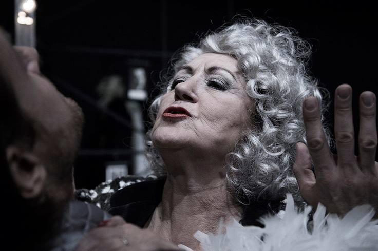 Gabriela Dolná ako Gertie Matthewsová