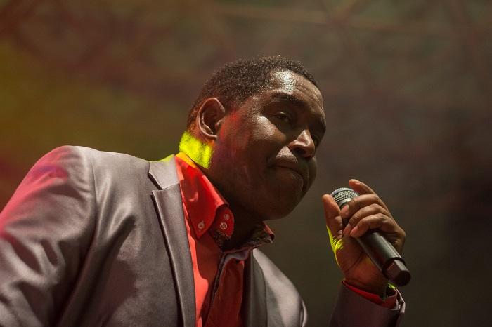 Lazaro, spevák z ďalekej Kuby