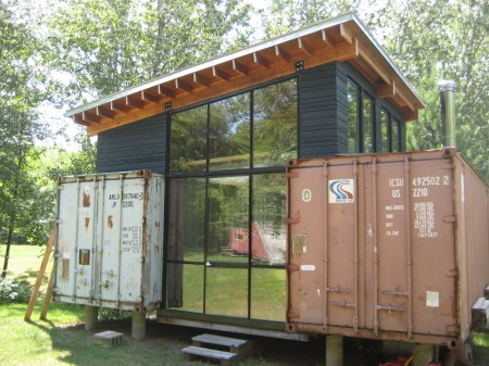 ShippingContainerCottage