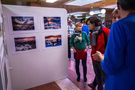 Sprievodná výstava fotografií