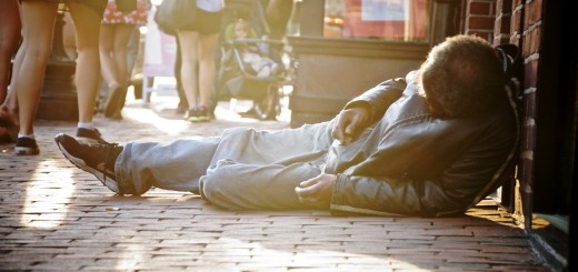 Myslíte, že pomoc bezdomovcom sa vás netýka?