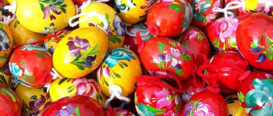 Kde všade po svete poznajú tradíciu veľkonočných vajíčok?