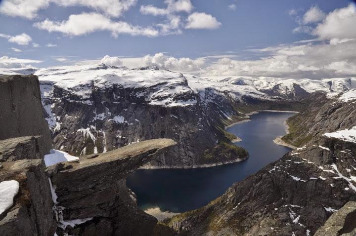 Fotografia z Nórska od Michala Knitla