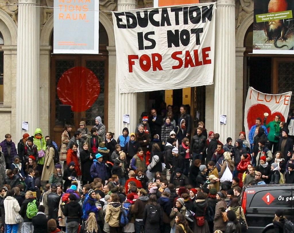 Vzdelanie nie je na predaj