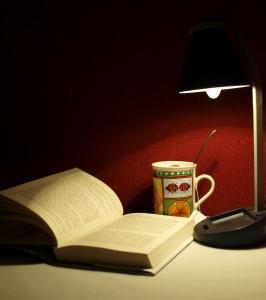 Začítajte sa do dobrej knihy...