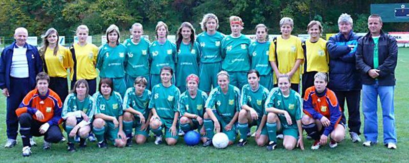 Ženský futbalový klub Slovan Trenčianske Teplice