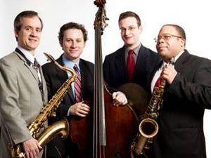 Jazzmani z New Yorku na Slovensku
