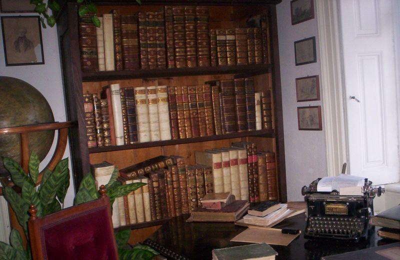 V Oponickom múzeu cítiť závan múdrosti starých kníh.
