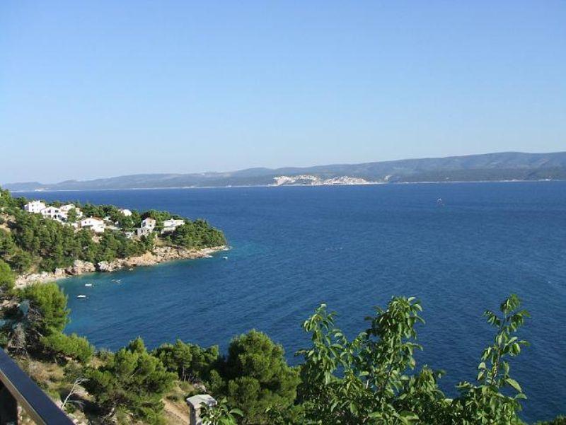 Nádherné scenérie v Chorvátsku
