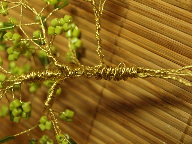 7 stromček šťastia (Petra Čergeťová)
