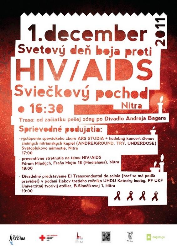 Sviečkový pochod Nitra 2011