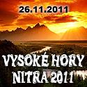 Vysoké hory Nitra 2011