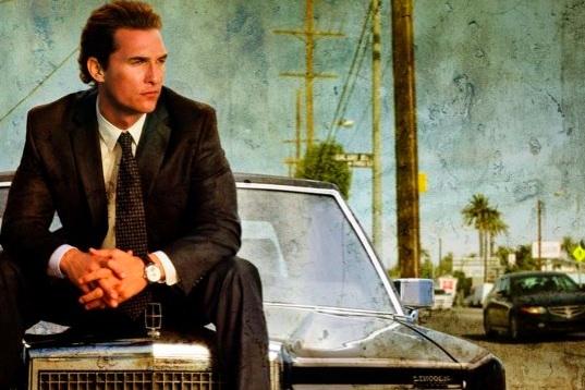 Matthew McConnaughey ako The Lincoln Lawyer
