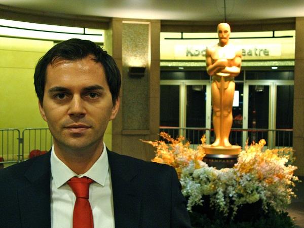 Ján sa vďaka svetoznámej herečke dostal aj na odovzdávanie Oscarov