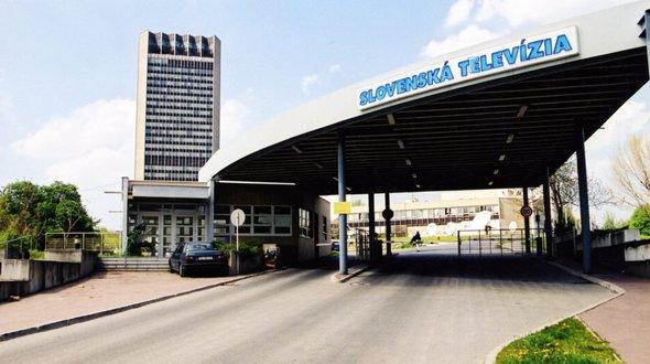 Budova Slovenskej televízie