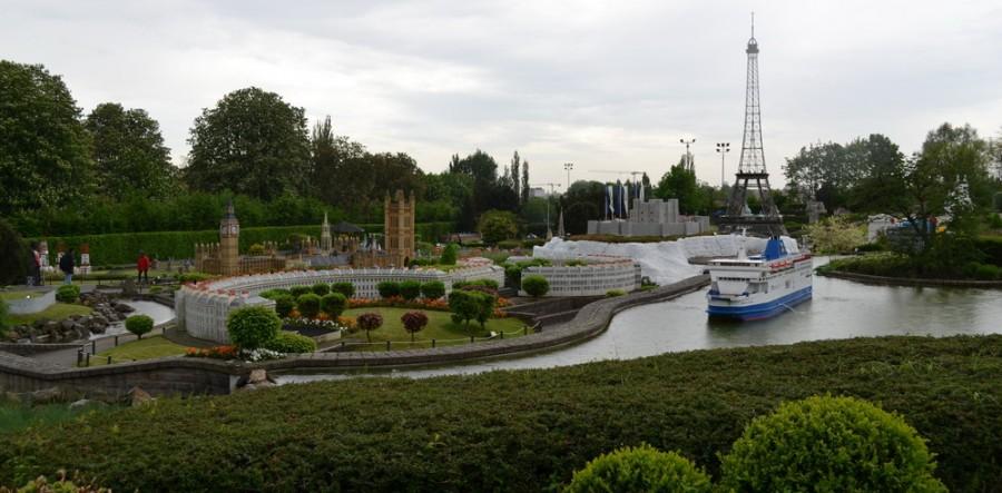Park Mini-Európa.