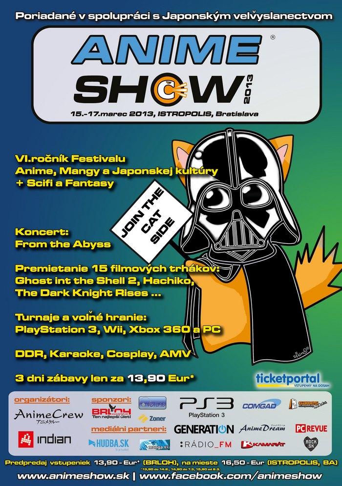 AnimeSHOW 2013