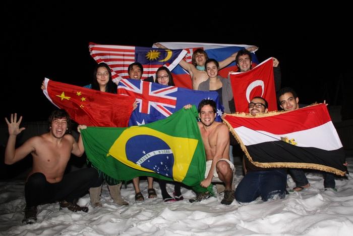 Dvadsať krajín na jednom mieste