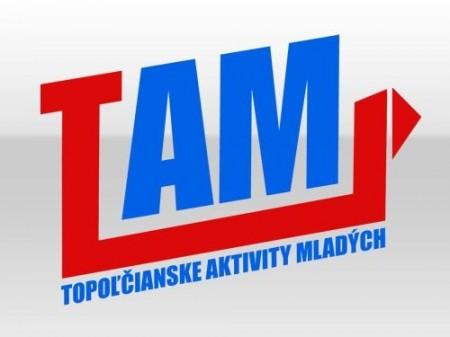 logo TAM Topoľčianske aktivity mladých