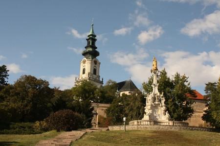 Nitra hrad 2