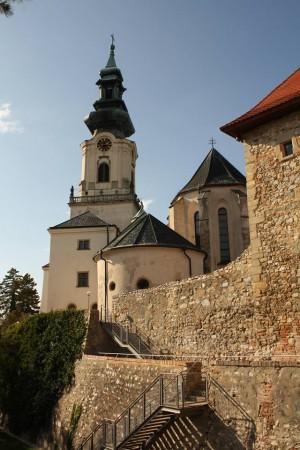 Nitra hrad