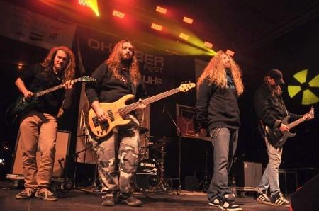 Oktoberfest UKF je jednou z akcií študentského parlamentu. Tento akademický rok na ňom nechýbali ani skvelé Heľenine oči