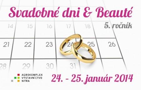 Svadobné dni & Beuté 2014