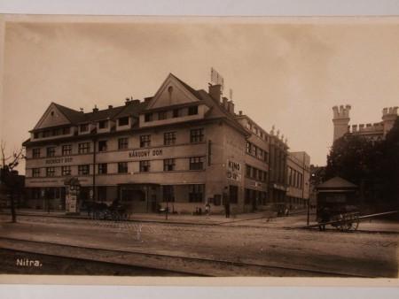 Národný dom s kinom Tatra (1929)