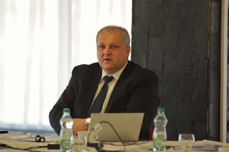 Bývalý rektor UKF Libor Vozár