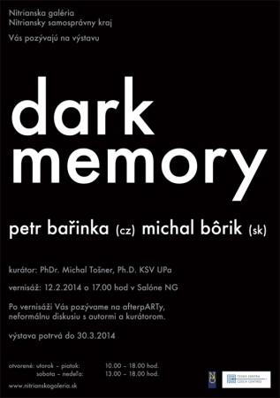 tmavá pamäť