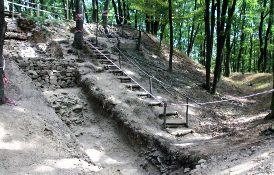 Archeologické nálezisko je v Bojnej je jedno z najvýznamnejších v Európe