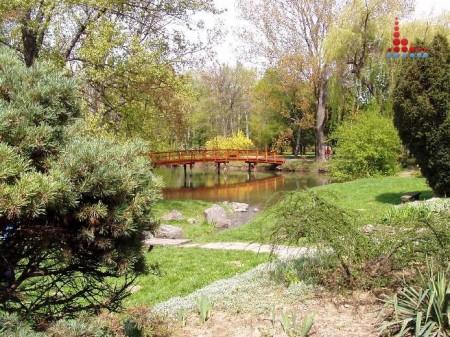 Mestký park v Nitre je skvelým miesto na romantickú prechádzku