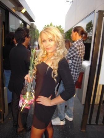Marcela Lendvaiová okúsila, aké je to stáť na divadelných doskách Hollywoodu