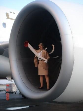 Za svoj mladý život stihla toho naozaj veľa, dokonca aj kariéru letušky