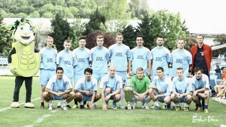 Futbalový tím UKF