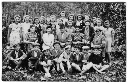 Bardejvoská židovská stredná škola z roku 1941