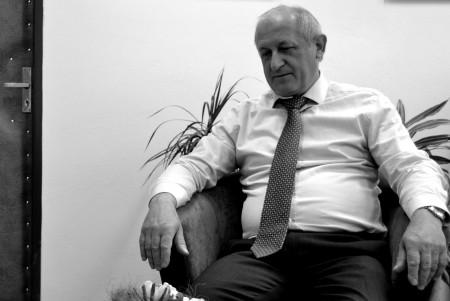 Rektor Ľubomír Zelenický
