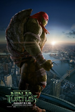 Teenage-Mutant-Ninja-Turtles-Raphel-Poster