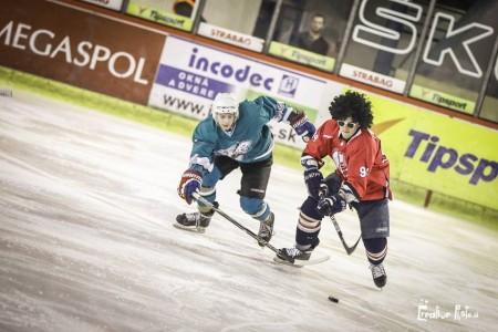 Hokej UKF vs SPU 2014 (2)