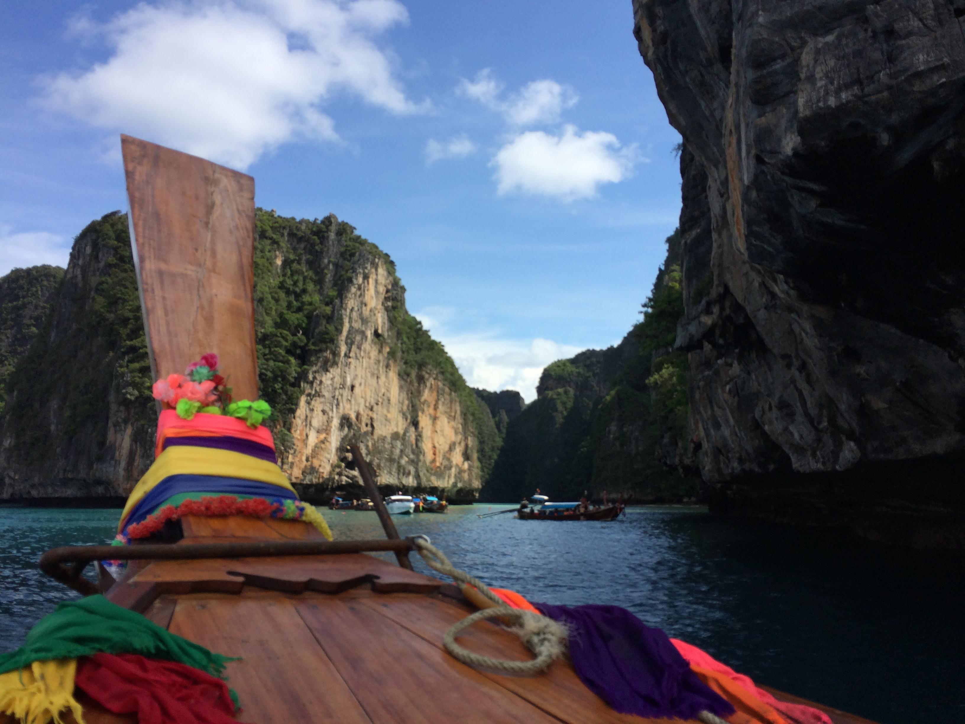 S ruksakom do Thajska alebo ako lacno cestovať