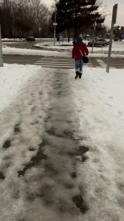 Chodníky, po ktorých sa (ne)dá chodiť (2)